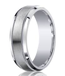 wedding bands for him 5 reasons to buy him a precious metal wedding band chicmags