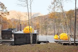 Wall Tent Platform Design by A Platform For Living Dwell