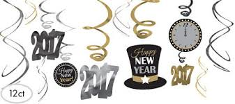New Years Eve Decorations Clearance by Black Gold U0026 Silver New Year U0027s Eve Decorations Party City