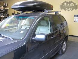 Roof Bars For Kia Sportage 2012 by Cascade Rack Products Car Top Cargo Carriers Car Top Cargo
