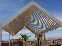 Louvered Patio Roof Equinox Louvered Roofs Alfresca Outdoor Living