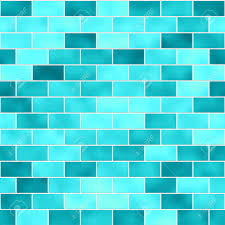 Blue Shades Tiles Texture In Different Shades Of Blue Stock Photo Picture And