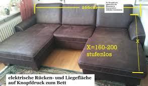 sofa elektrisch verstellbar leder sitzecke sofa elektrisch verstellbar neu unter