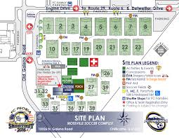 Galena Illinois Map by Tournament Field Map