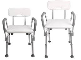 medical shower chair bathtub stool bench bath seat w adjustable