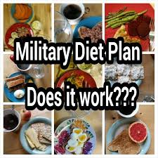 my military diet experience did it work youtube
