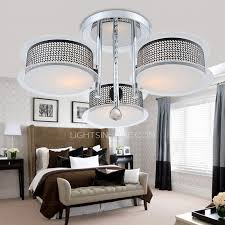 flush mount drum light designer style drum semi flush mount decorative ceiling lights