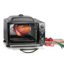 Elite Cuisine 4 Slice Toaster Oven Maxi Matic Ero 2008n Elite Cuisine Toaster Oven With Rotisserie