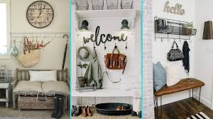 Home Decor Shabby Chic by Diy Rustic Shabby Chic Style Mudroom Decor Ideas Home