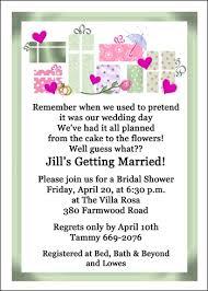Couples Wedding Shower Invitations Bridal Shower Invitation Wording Orionjurinform Com