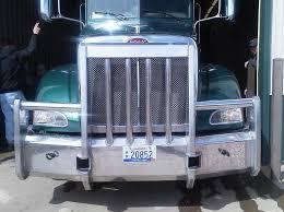 peterbilt semi trucks peterbilt truck defender bumper cs diesel beardsley mn