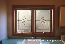 beveled stained glass can give your home a brand new style