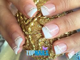 uñas acrílicas y cristal swarovski acrylic nails swarovski