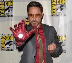 Tony Stark Ten Epic Tony Stark Quotes