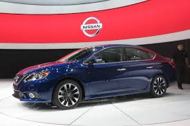 nissan sentra blue 2015 2016 nissan sentra updated inside and out autoguide com news