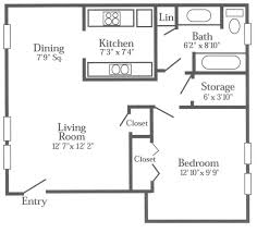 Home Design For 650 Sq Ft The Heritage Apartments Floor Plan Page