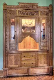 how to add a built in china cabinet old house restoration