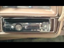 1977 el camino small audio setup for the 1977 el camino youtube
