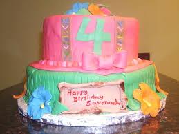 Luau Cake Decorations Luau Cake