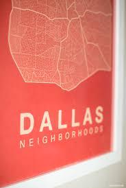Dallas Neighborhoods Map by City Neighborhood Map U2014 Savannah Smiled
