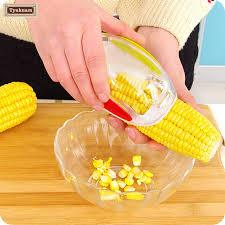 cutter de cuisine kitchen corn peeler cutter remove corn shaver separator