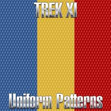 star trek xi fabric patterns by retoucher07030 on deviantart