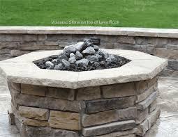Rock Firepits Rocks For Pit Crafts Home