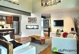salon cuisine aire ouverte habitation 3 tendances qui sont là pour rester le blogue duproprio