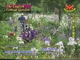 Cottages Gardens - nature u0027s beauty english cottage garden youtube