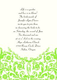wedding invitations exles wedding invitation wording for personal cards stephenanuno
