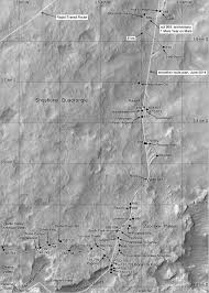 Old Map Of Seattle by These Amateur Maps Of The Curiosity Rover Rival Nasa U0027s Wired