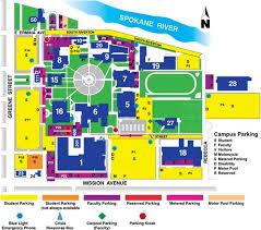 scc map scc parking map spokane cc parking service map