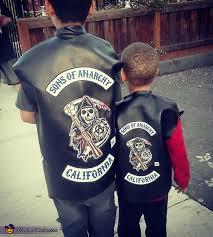 Soa Halloween Costumes Sons Anarchy Costume Ideas Boys Photo 2 4