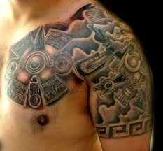 40 aztec tattoo designs for men and women