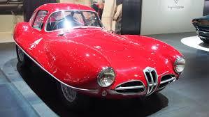 1952 alfa romeo c52 disco volante touring concept geneva motor