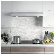 ge under cabinet range hood ge profile 36 in under cabinet convertible range hood in stainless