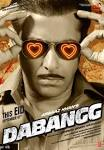 Hindi Cinema Blog. Bollywood-born Robinhood, Chulbul Pandey (Salman Khan) is ... - DABANGG+hearts
