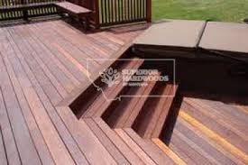 batu red mahogany deck wood for outdoor use