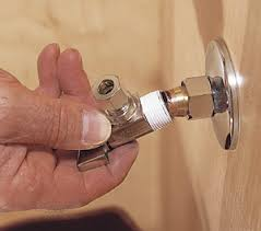 stop valves for bathroom sink bath upgrade installing a new sink and faucet fine homebuilding
