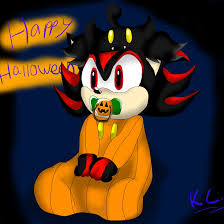 shadow the hedgehog costume halloween happy halloween baby shadow by mslunarumbreon on deviantart