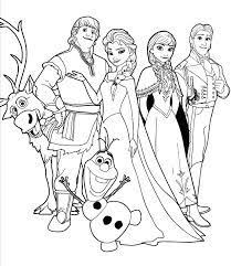 great frozen coloring book pages coloring pages wallpaper