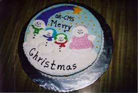 funny christmas cake decorating ideas photo of delicious cakes 2017