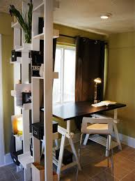 Interior Partitions For Homes Great Ideas For Partition With Shelves