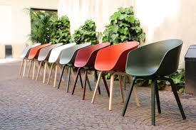 Esszimmerstuhl Mit Drehfuss Hay About A Chair Aac 22 Weiß Eiche Matt Lackiert Hee