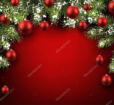 christmas red background u2014 stock vector maxborovkov 89366616