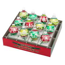 boxed ornament sets traditions