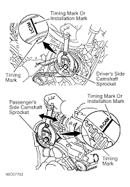 lexus lx toyota sequoia 2001 lexus lx 470 serpentine belt routing and timing belt diagrams