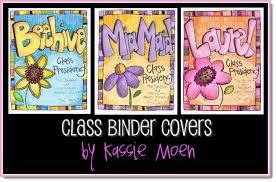 Binder Decorating Ideas Class Binder Covers