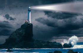 light house at night mormon challenges lighthouse storm at night mormon challenges
