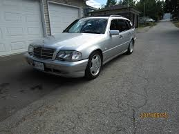 1999 mercedes c43 amg 1999 mercedes amg c43 estate wagon for sale dpccars